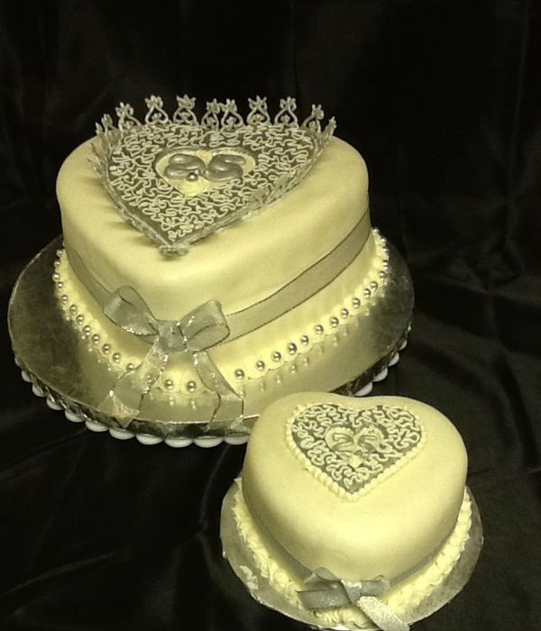 Top Heart Cakes - CakeCentral.com