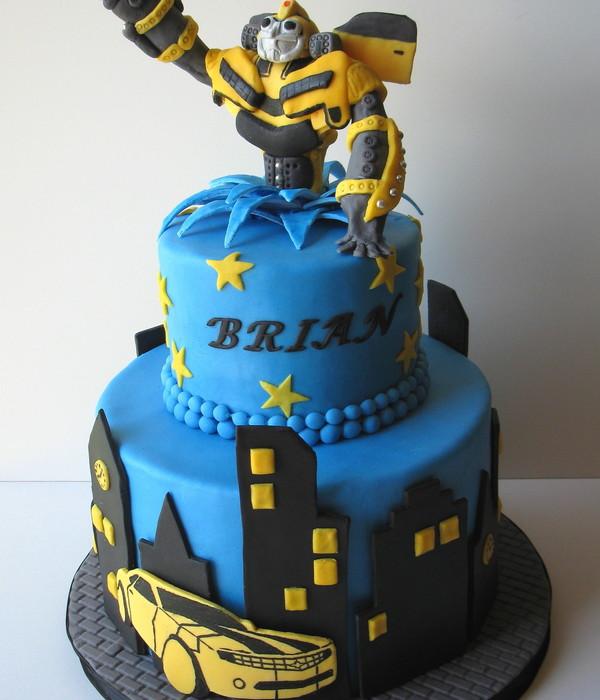 Top Transformers Cakes CakeCentralcom