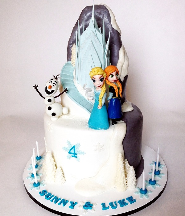 Top Frozen Cakes CakeCentralcom