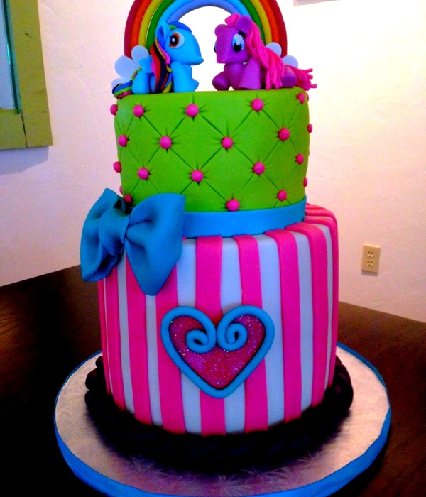 My Little Pony Cake!