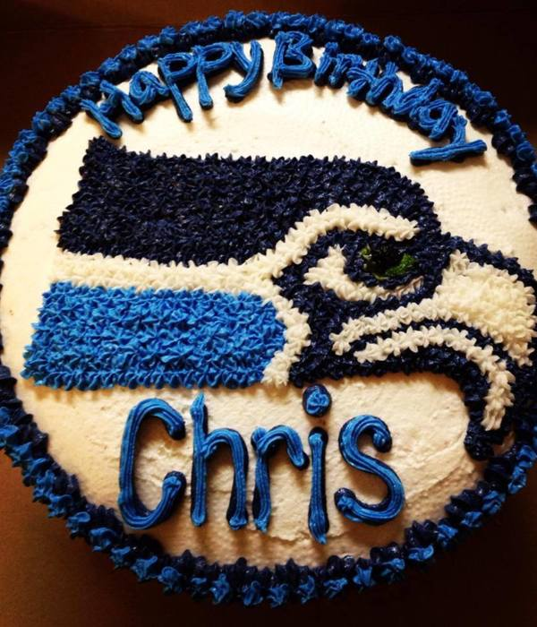 Top Seattle Seahawks Cakes Cakecentral