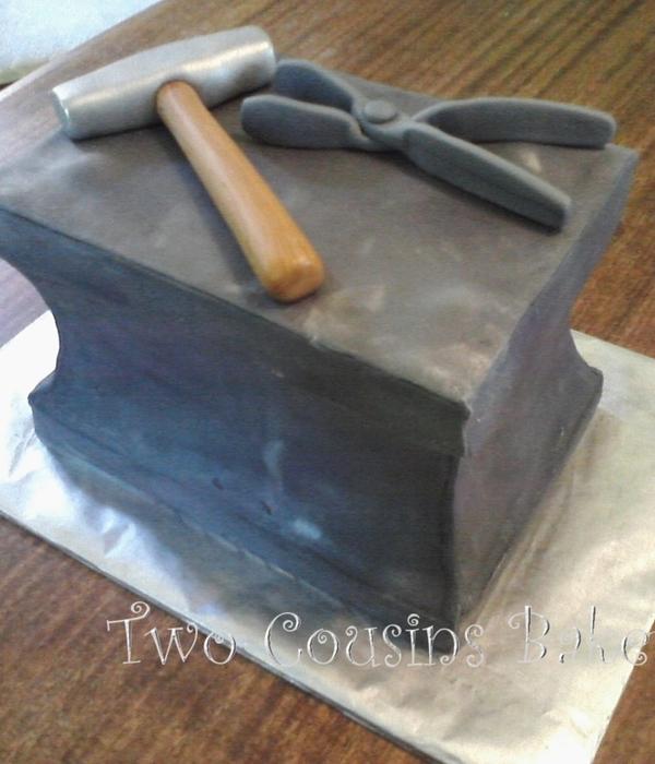 Medieval Cake Decorating Photos