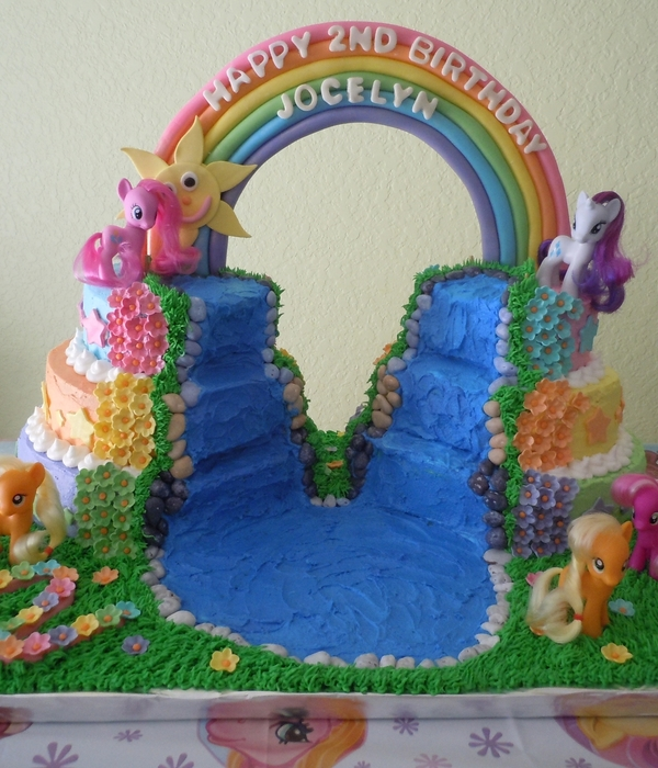 Top My Little Pony Cakes CakeCentralcom