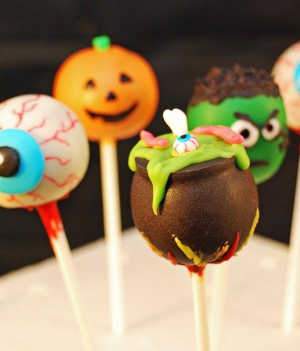 Top Halloween Cake Pops - CakeCentral.com
