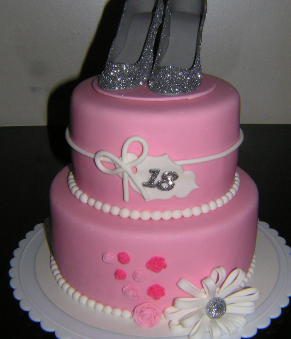 Top High Heel Shoe Cakes CakeCentralcom