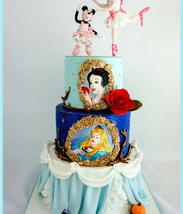 Disney Princess Dream Cake