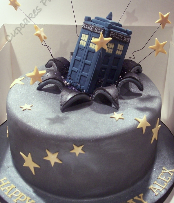 Top Dr Who Cakes CakeCentralcom