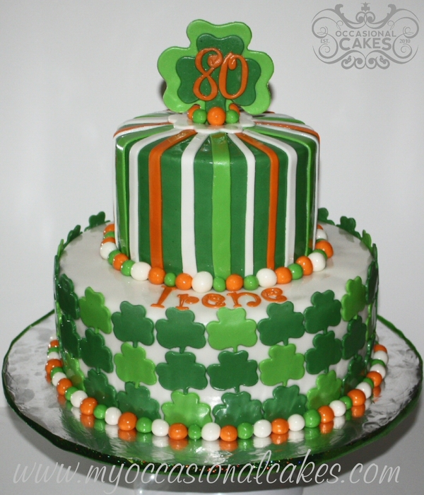 Irish 80Th Birthday