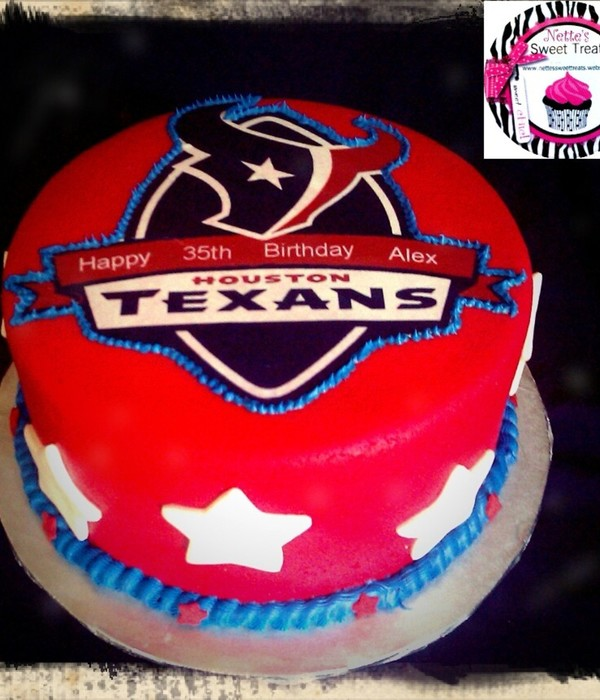 Football Cake Photos Jpg 600x700 Houston Texans Birthday Ideas