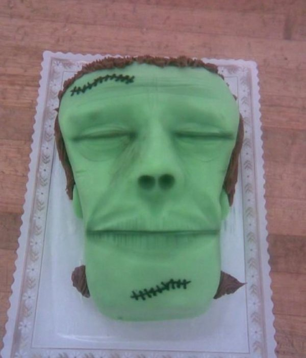 Frankenstein Face
