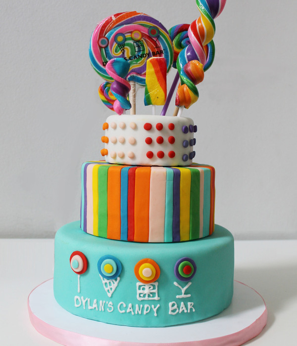Dylan's Candy Bar Cake