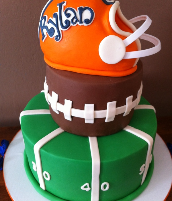 Top Football Cakes