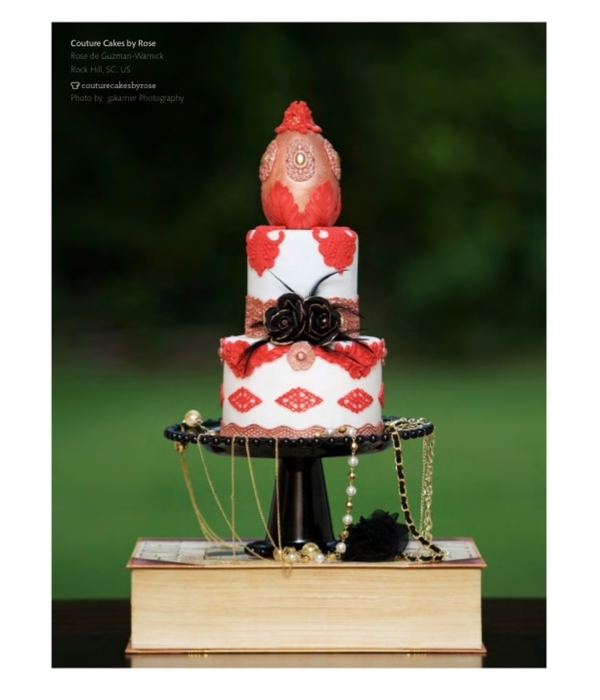 Fashion Inspired Cake For Cake Central Magazine Fashion...