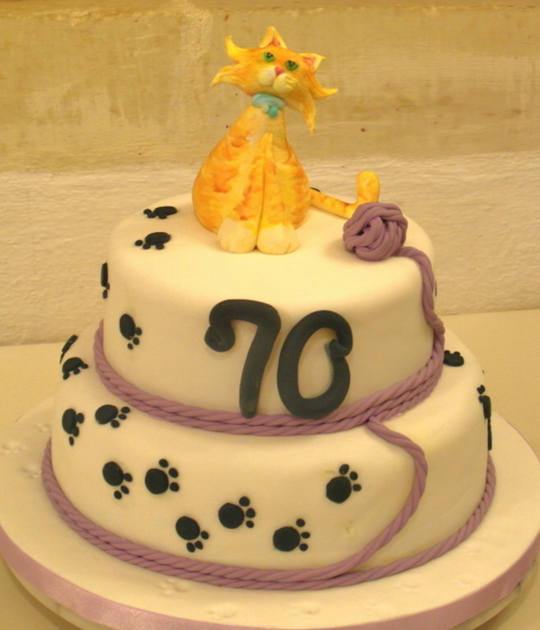 Top Cakes with Cats CakeCentralcom