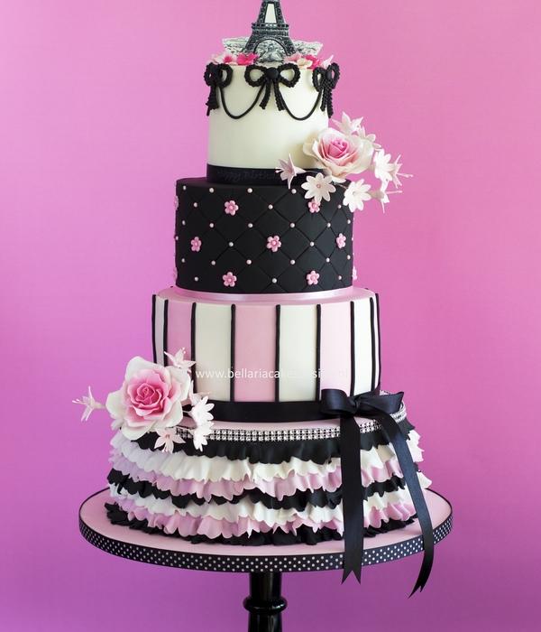 Top Paris Cakes CakeCentralcom