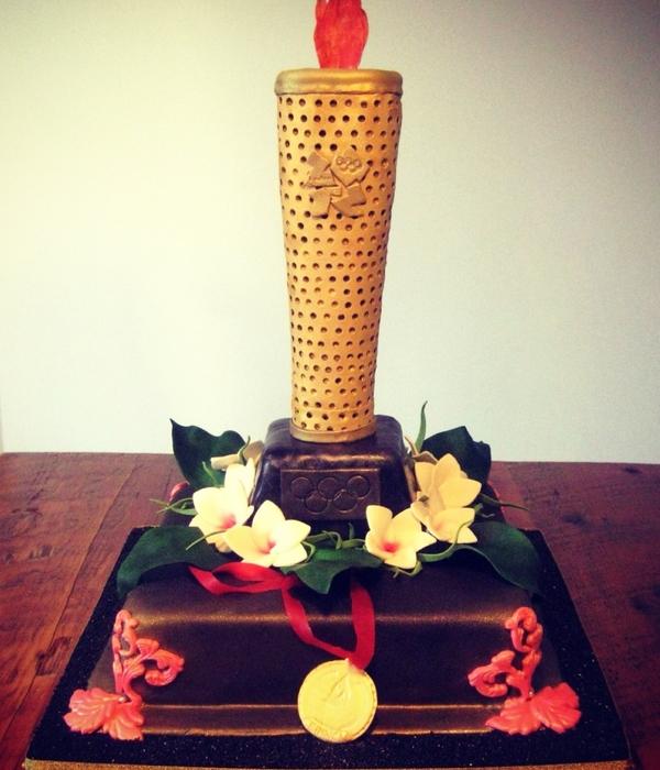 Medal Cakes For Birthdays