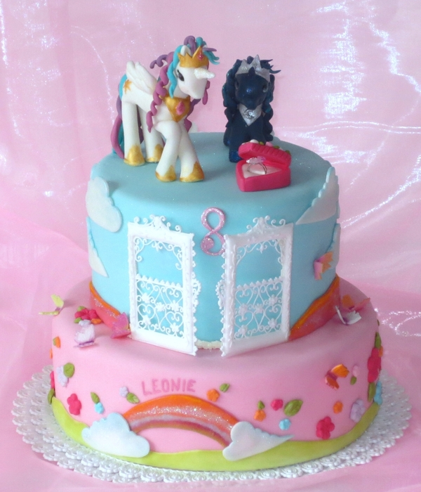 My Little Pony Princess Celestia And Princess Luna