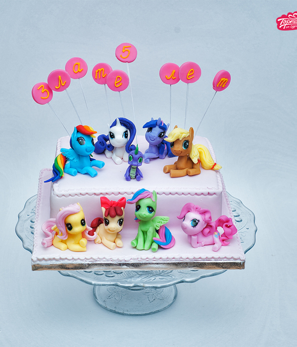 Cake My Little Pony
