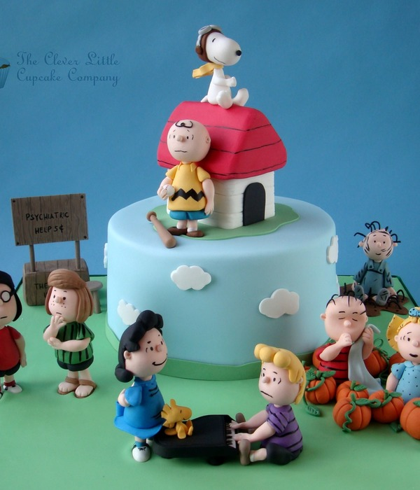 Top Peanuts Cakes Cakecentral