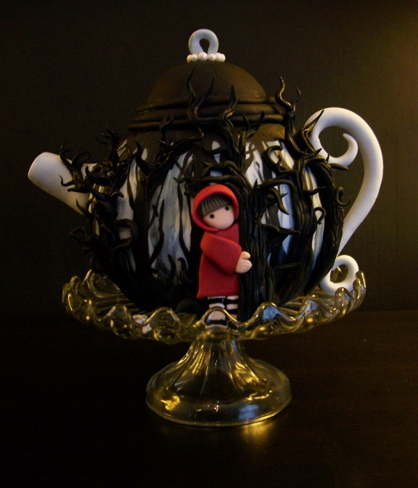 Tea With Red Riding Hood
