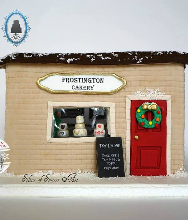 The Frostington Cakery - Christmas In Frostington...