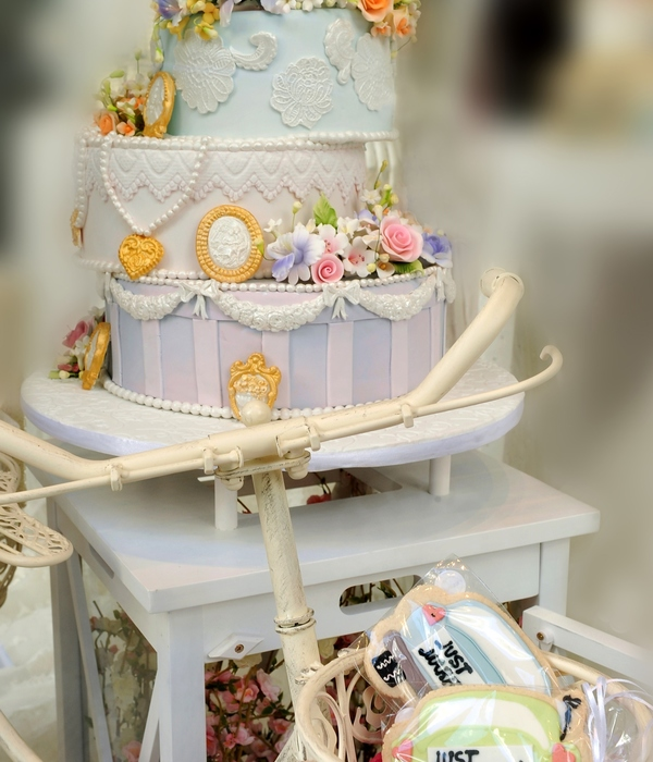 Wedding Event Cakes By Donna's Sweets & Events