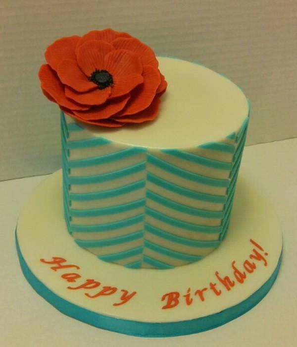 Jessica Harris Cake Decorating Photos