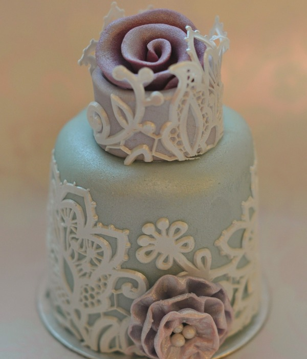 Top Lace Cakes Cakecentral Com
