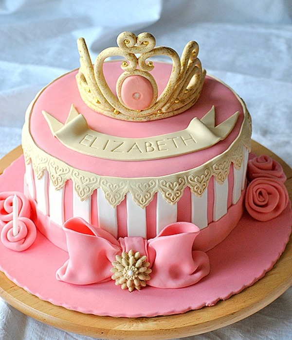 Top Cakes With Tiaras Cakecentral