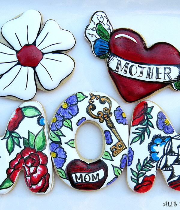 Alissweettooth Mothers Day Cookies 011Jpg