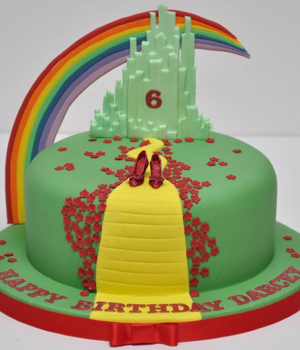 Wizard Of Oz Cake Cake By Sylvania Cakes Exeter Cakesdecor Wizard