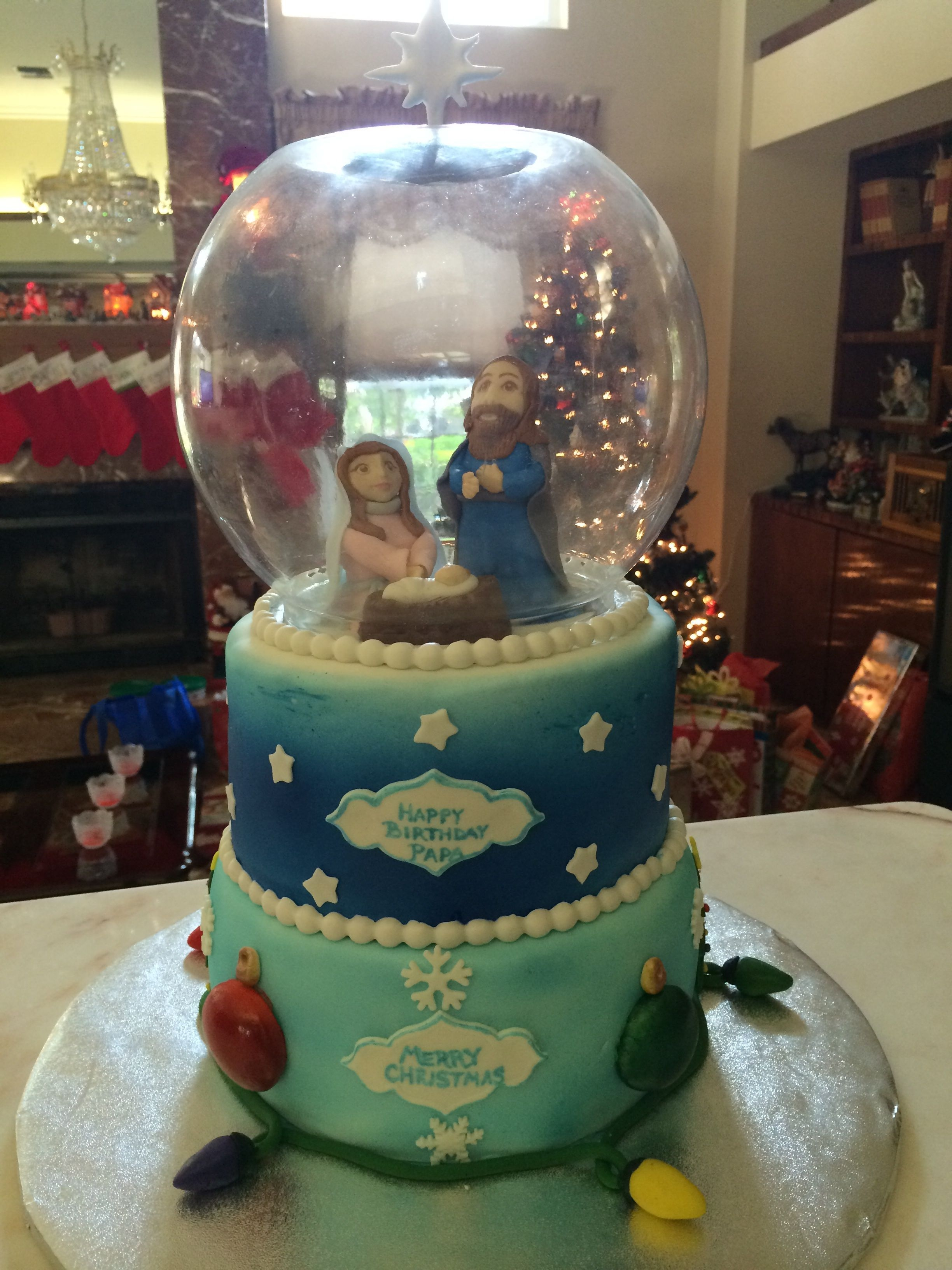 Childrens Hospital Cake