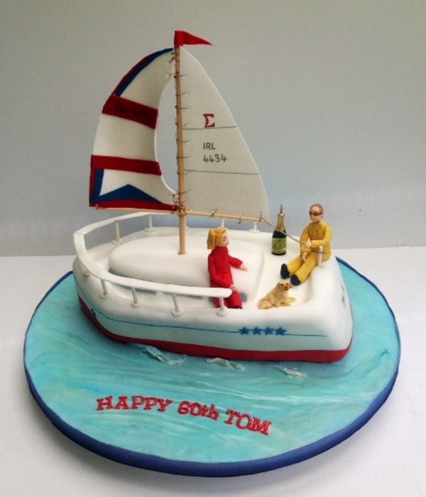 Top Sailboat Cakes Cakecentral
