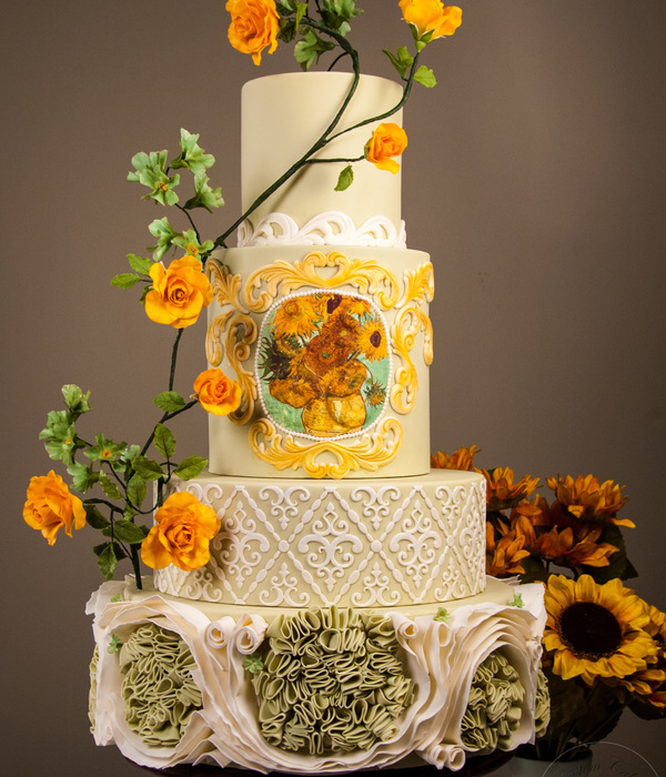 Inspiring Cakes with Branches & Twigs - CakeCentral.com