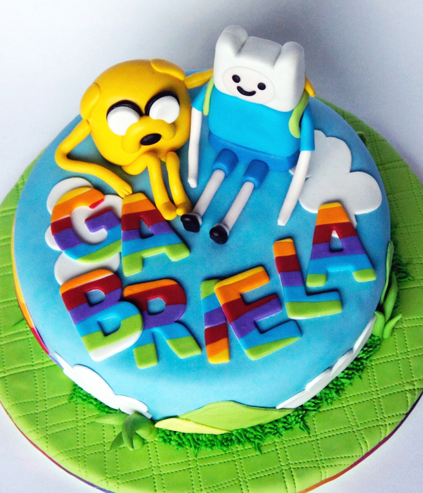 Adventure Time Little Cake