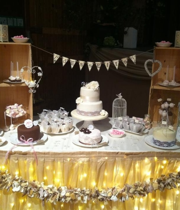 My First Dessert Table