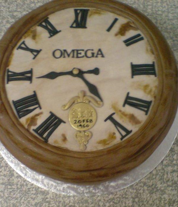 Top Clock Cakes Cakecentral Com