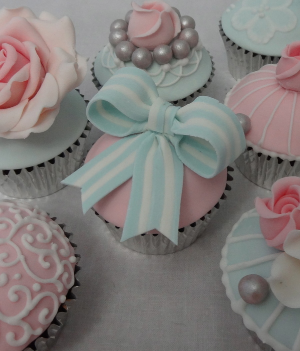 Vintage Cupcakes (Tracey James Of Cotton & Crumbs...