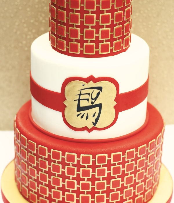 This Cake Was Inspired By The Chinese Year Of The Horse My...