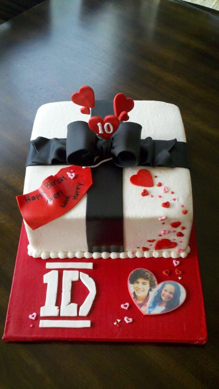 Happy Birthday Avery With Love Harry Cakecentral