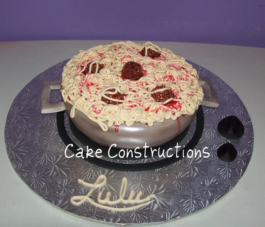Olla on Cake Central