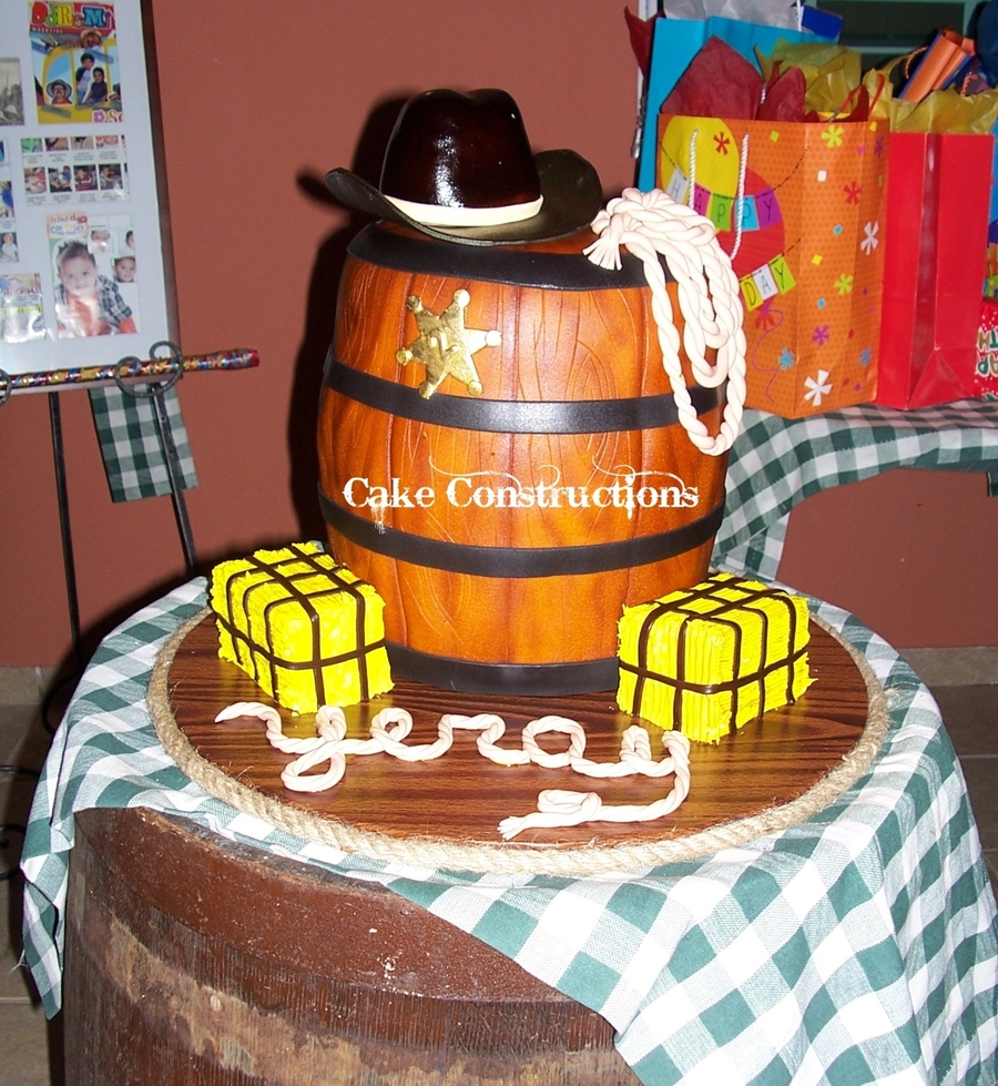 Cowboy on Cake Central