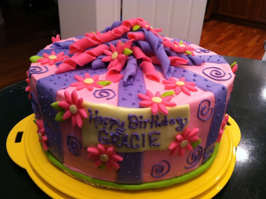 Birthday Cakes Tracie
