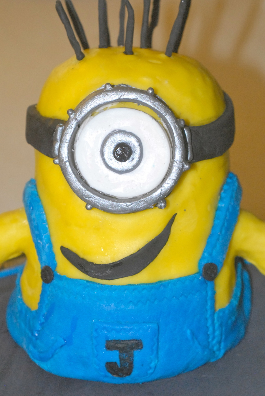Minion Of The Month - CakeCentral.com