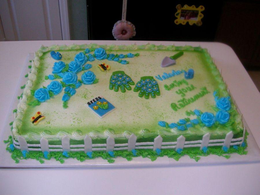 Cake Decorating Job Lot : Garden_Of_Roses.jpg - CakeCentral.com