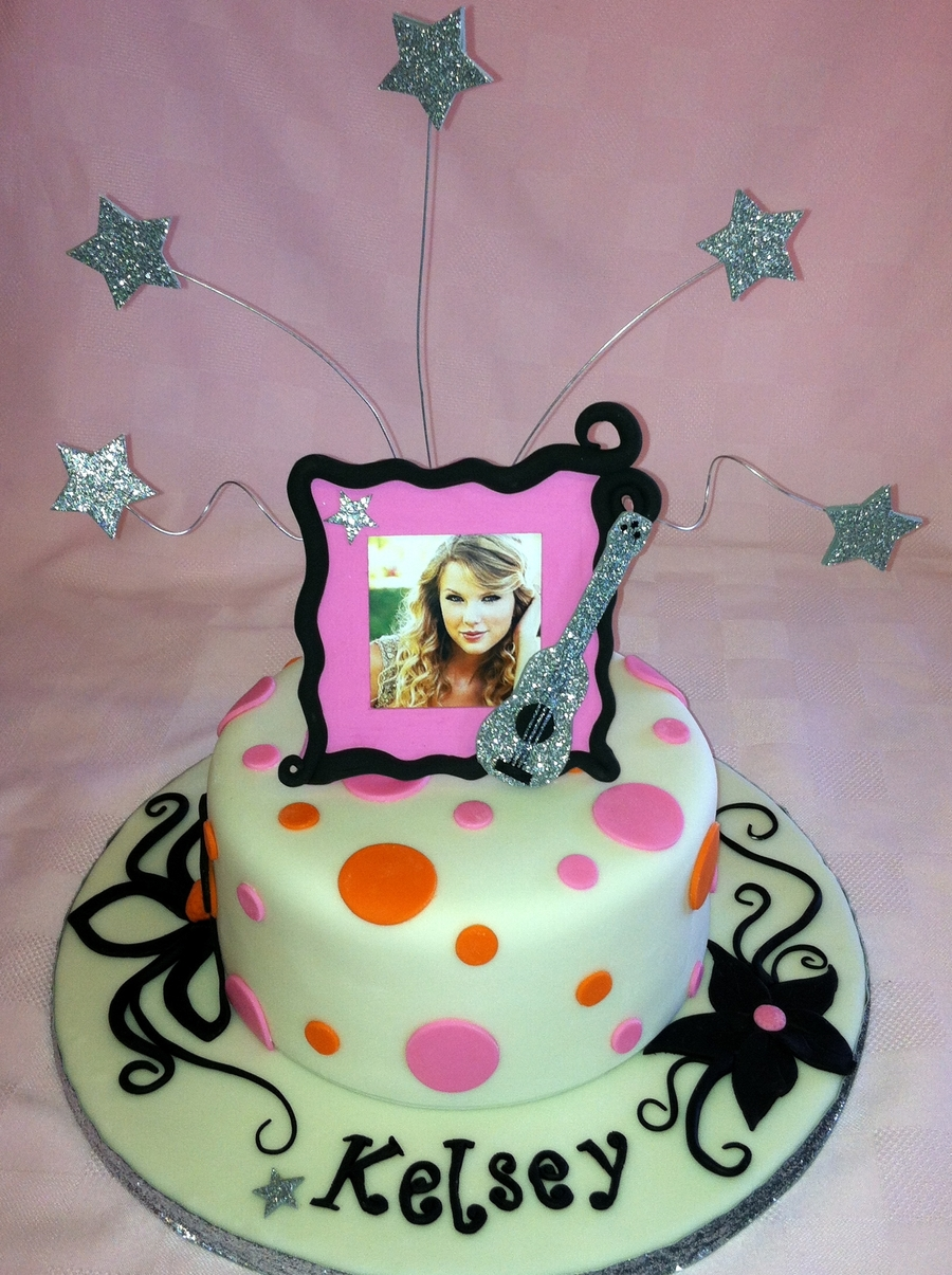 Taylor Swift Cake on Cake Central