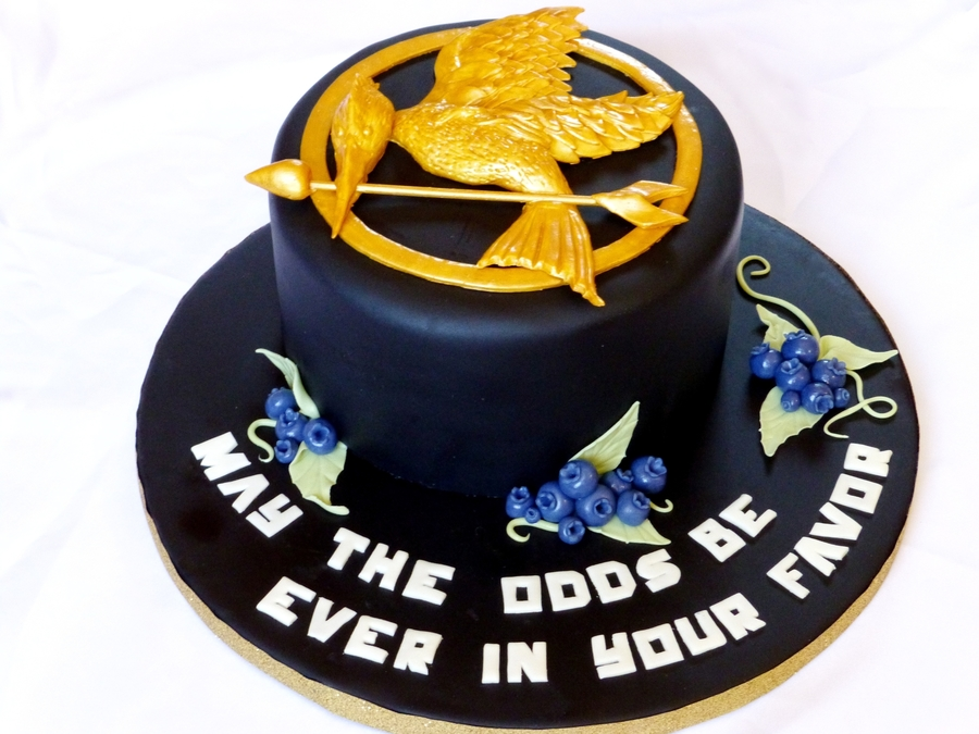 Hunger Games on Cake Central