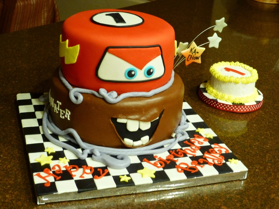 Cars on Cake Central