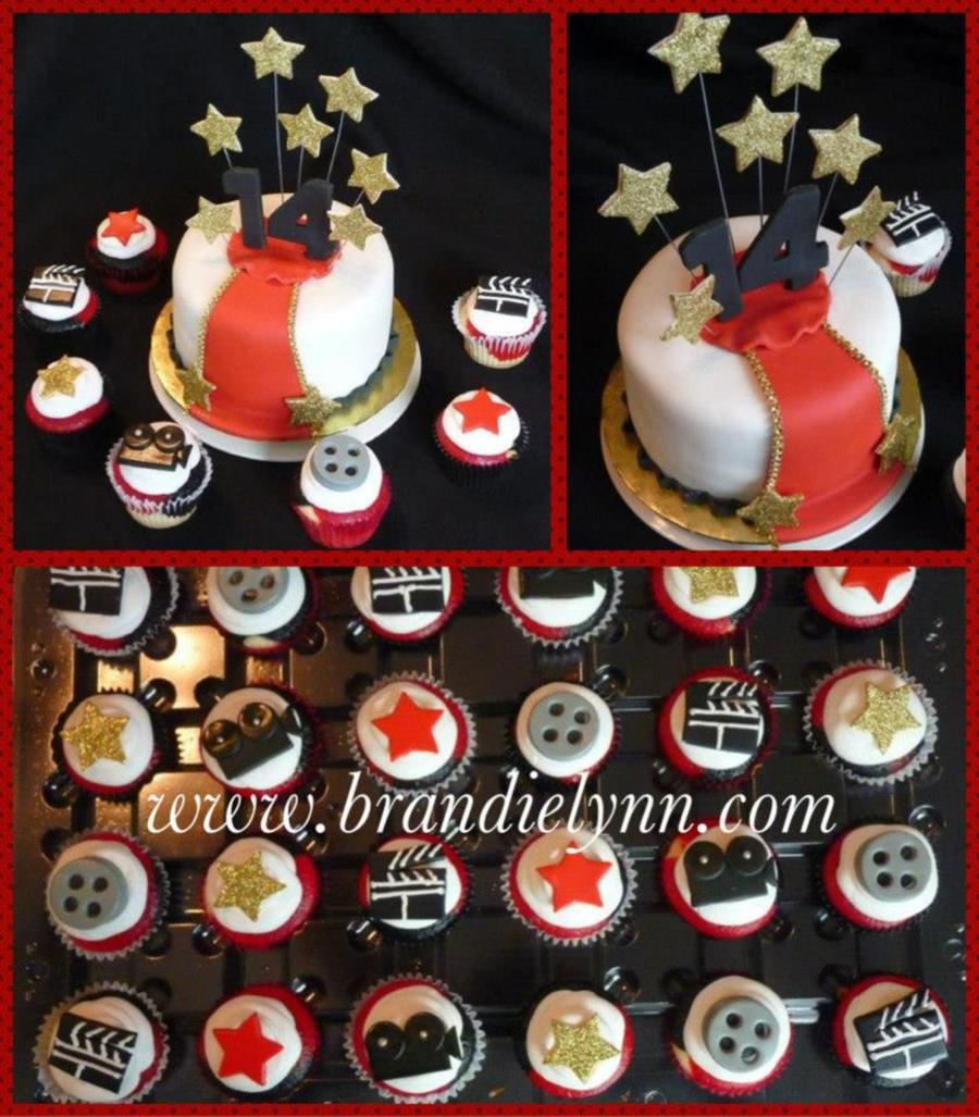 Party Cakes And Cupcakes Hollywood