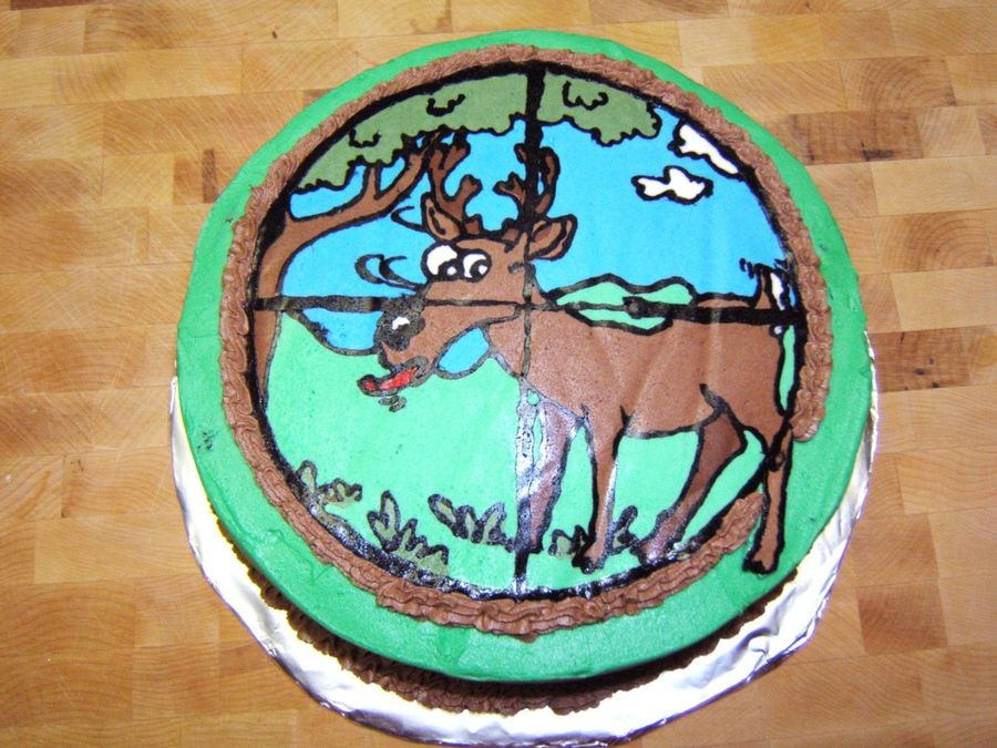 Fbct For Hubbies Bd Cake on Cake Central